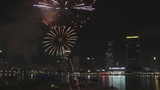 Police urge vigilance as crowds gather for fireworks