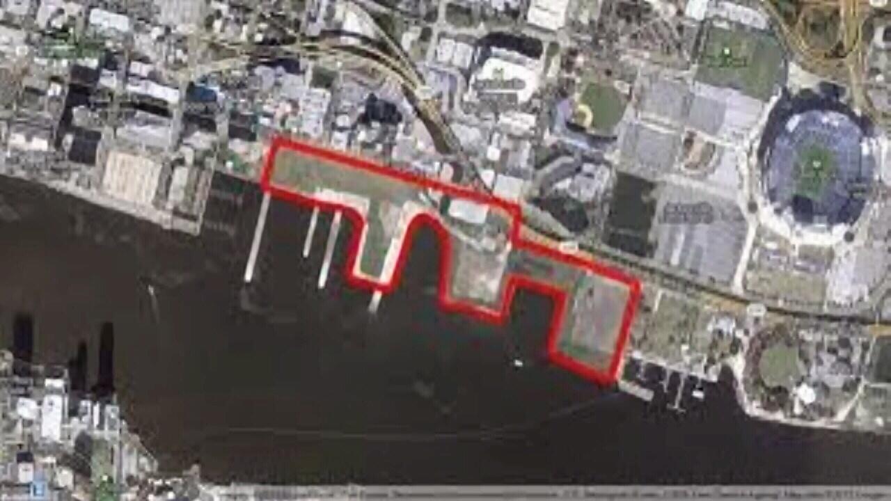 Shipyards 39 Soil Contamination May Alter Development Plan