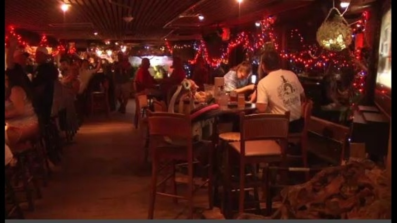 Clark 39 s fish camp reopens friday evening for Clark s fish camp seafood restaurant