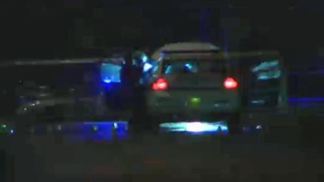 JSO cruiser in officer shooting