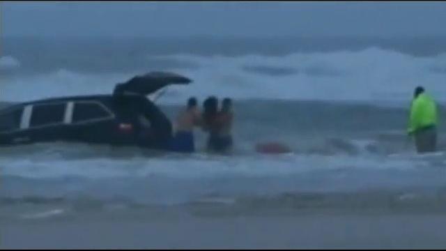 Ocean van rescue