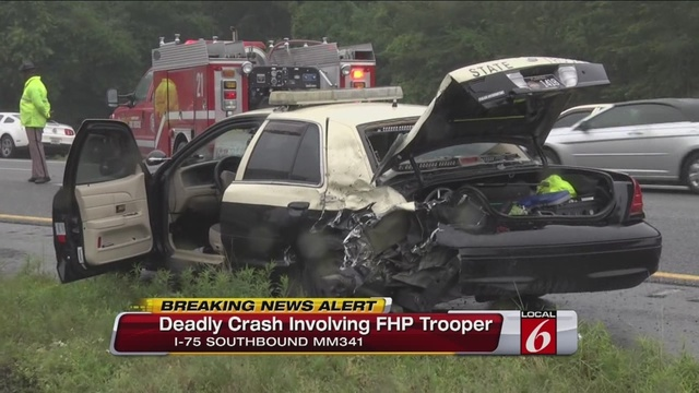 6pm FHP trooper, tow truck driver killed in crash