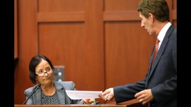 George Zimmerman trial: Valerie Rao