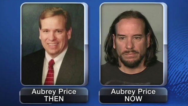 Aubrey Price then and now