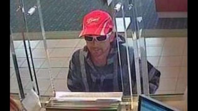 Beach Blvd. bank robber