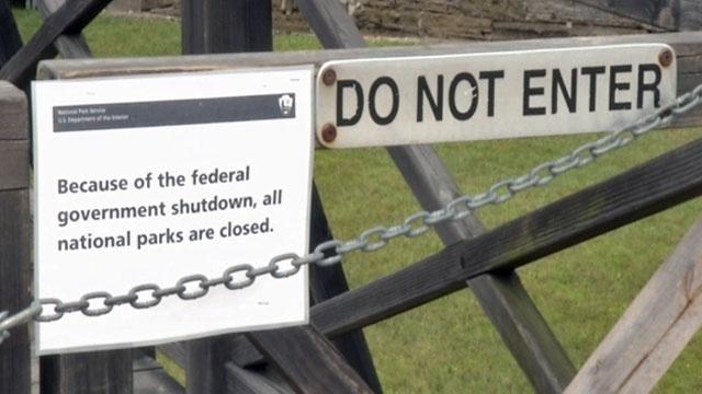 Castillos de San Marcos closed