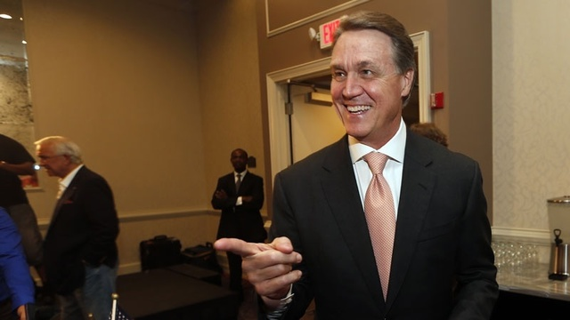 David Perdue wins runoff primary