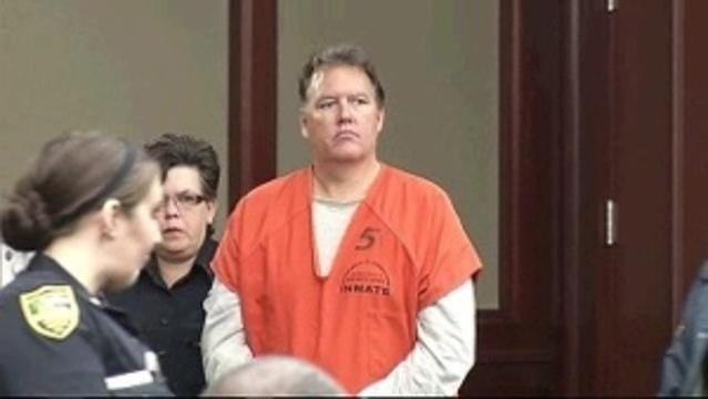 Michael Davis in court