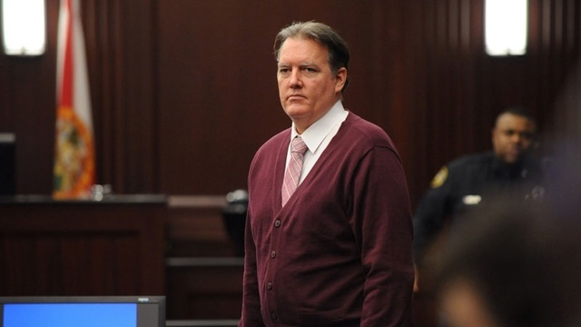 Michael Dunn in court Saturday
