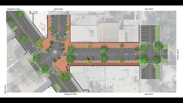 Five Points rendering 1