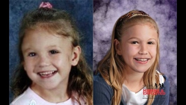 Haleigh Cummings age progression photo at age 8