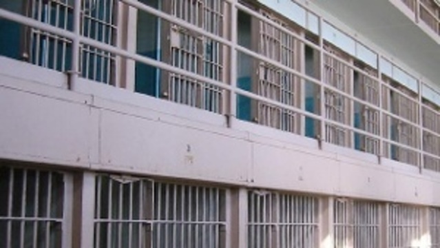 Jail--Prison--Row-of-cells--GENERIC-HD