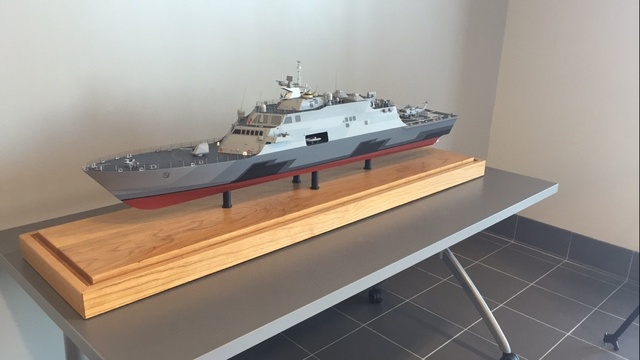 Littoral Combat Ship Support Facility 2