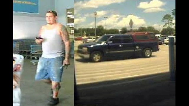 Man sought for photo up woman's skirt