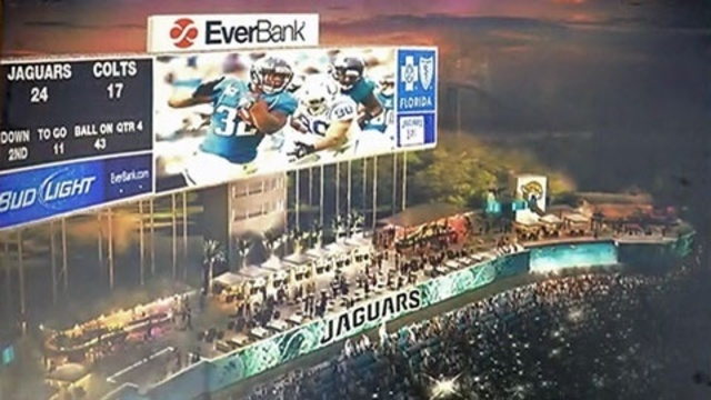 Proposed EverBank scoreboard