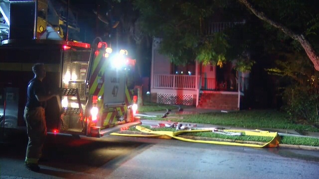 FIRE MARSHAL: 4 St. Augustine fires suspicious