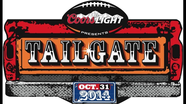 Tailgate event logo