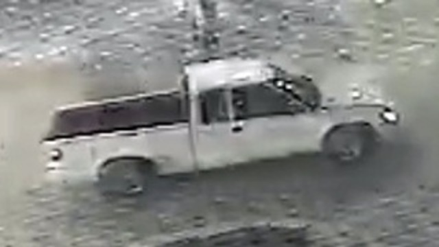 Truck in Daily's robbery