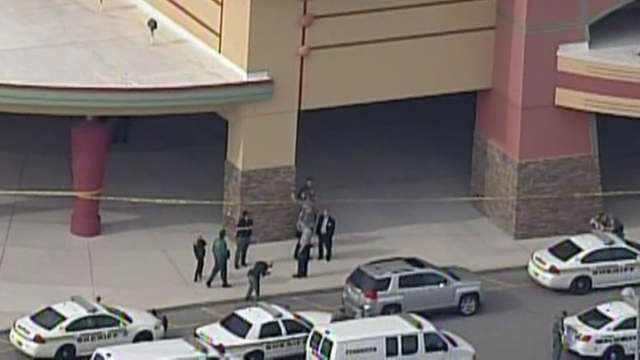 Wesley Chapel theatre shooting