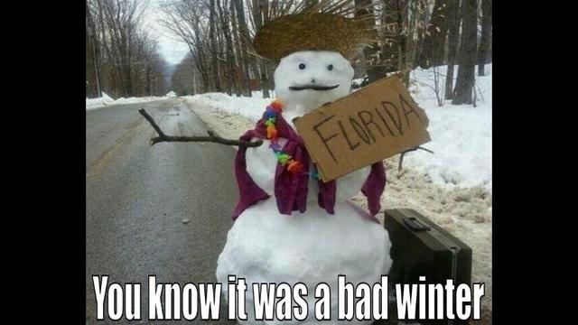 John's snowman