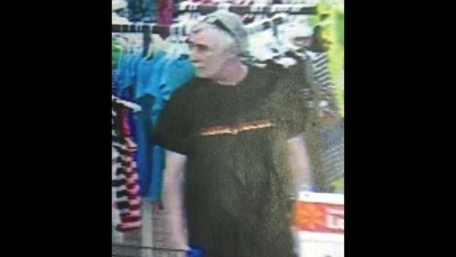 Donald Smith at Walmart