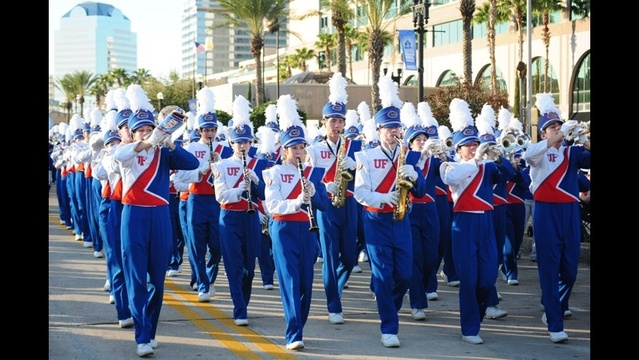 Gator Bowl Parade