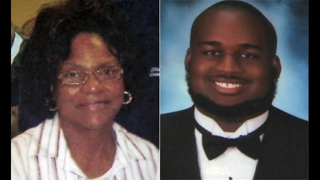 Annette Anderson and Tyrone Walker