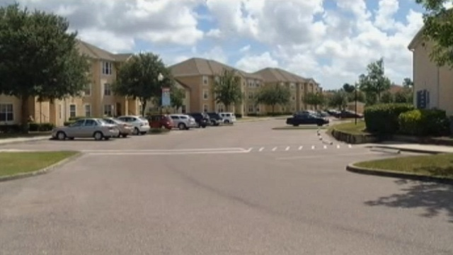 Apartments burglarized