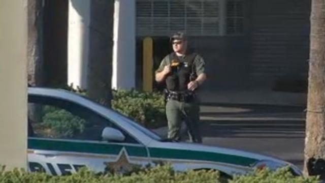 CCSO at Orange Park attempted murder-suicide scene