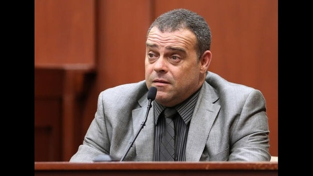 George Zimmerman trial: Witness Chris Serino