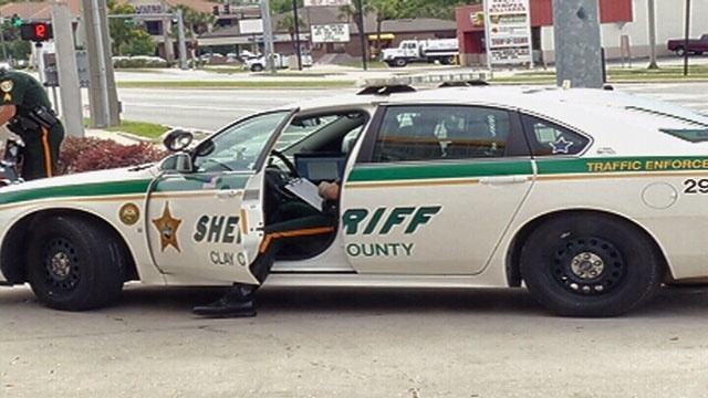 Clay County cruiser