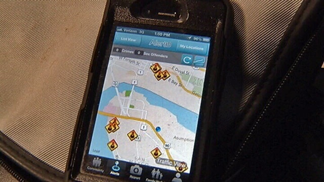 App help keep kids safe while traveling