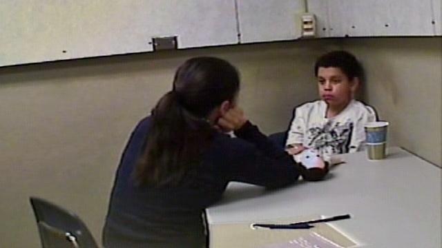 Cristian Fernandez interrogation