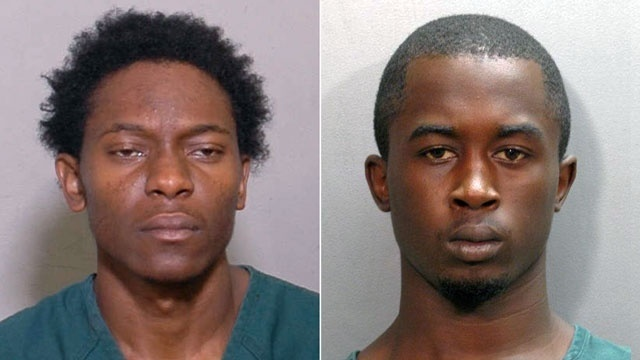 Emanuel Presley and Tyreyon Washington