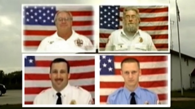 Flagler Co. firefighers suspended