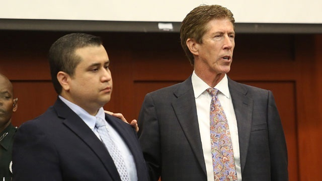George Zimmerman, Mark O'Mara
