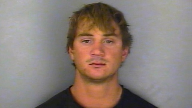 Greenwood County Sheriff's Office booking photo of Lucas Brickweg