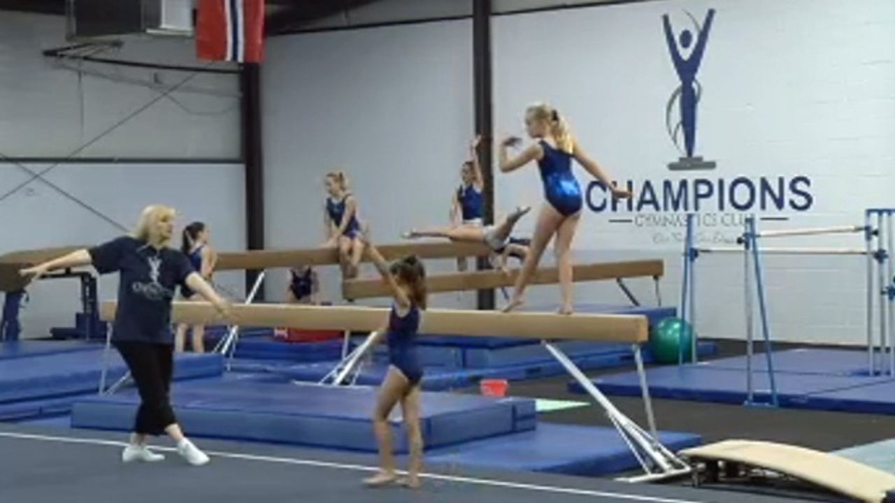 Olympic coaches open gymnastics facility in Jax