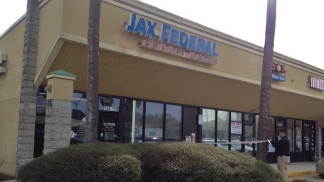 Jax Federal Creidt Union robbery
