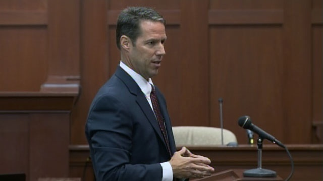 John Guy opening statement in Zimmerman trial