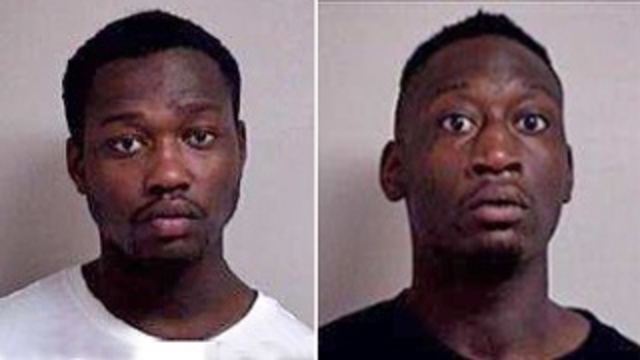 Ladarrius Lawrence and Lorenzo Lawrence