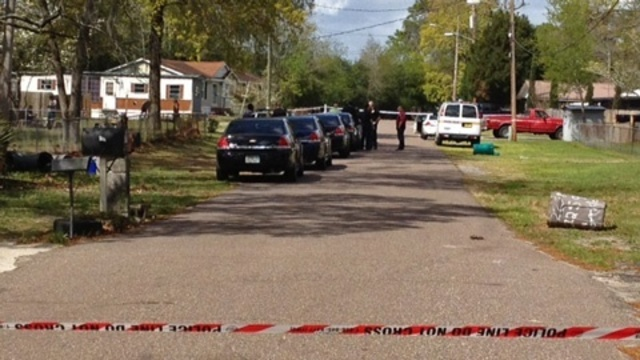 Longreene Road homicide