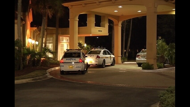 Man drowns at LaQuinta Inn