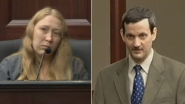 Mary Perry testifies in Christopher Perry's trial