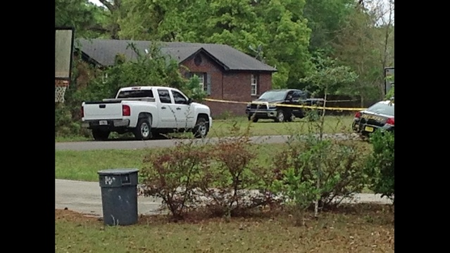 Murder-suicide home