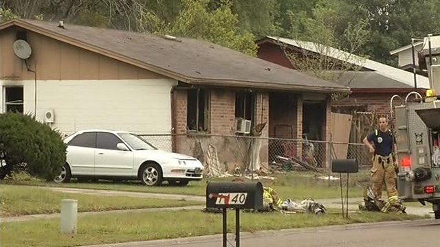 Northside house fire
