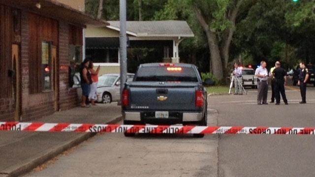 Park Street traffic homicide
