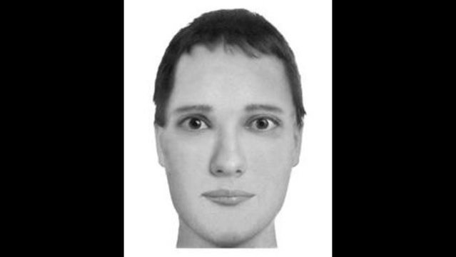 Sketch Of Bicycle Hit-And-Run Suspect