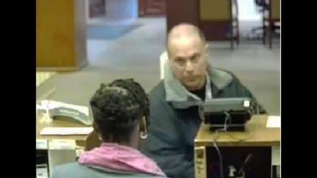 St Augustine Wells Fargo bank robber