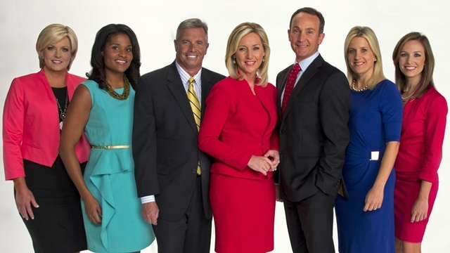 Summer 2013 Morning Show team
